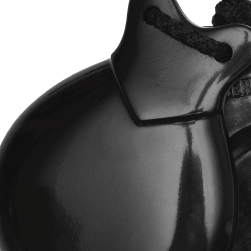 Detalle Castañuelas Fibra Amateur Negra