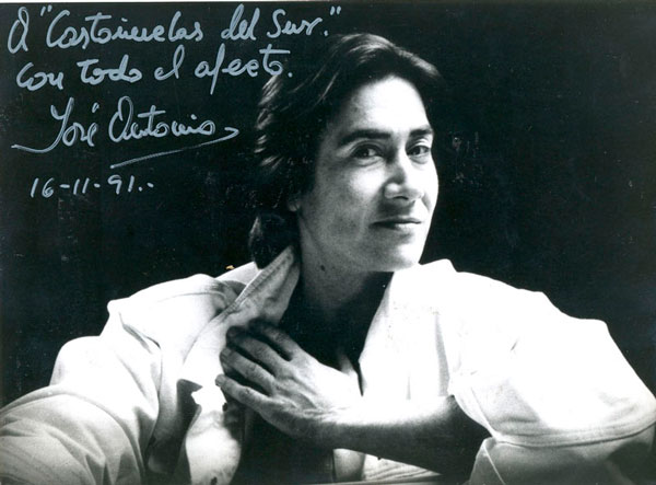 José Antonio Antiguo